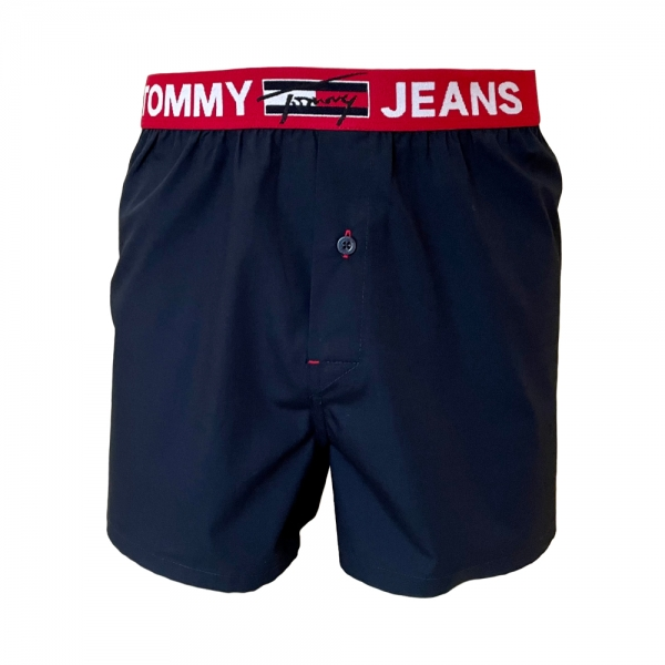 Tommy Hilfiger Jeans Woven Boxer Organic Cotton