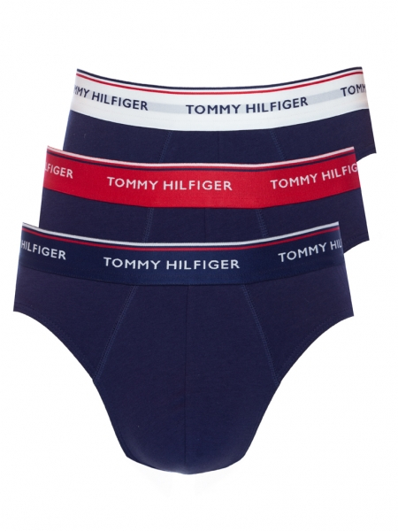 Tommy Hilfiger Herren Slip Brief 1U87903766 Peacoat