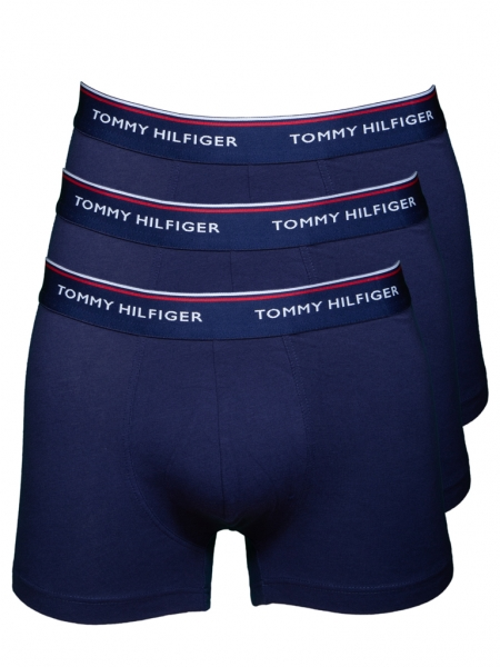 Tommy Hilfiger Trunks 3pack Peacoat