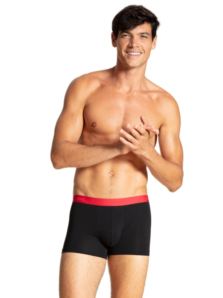 Calida New Boxer Pants Natural Benefit 3er Pack